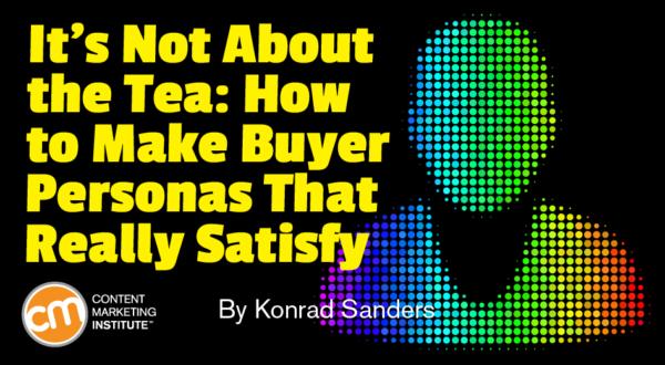 Blog-Artikel: Was Buyer Personas wirklich nützlich macht [Englisch]